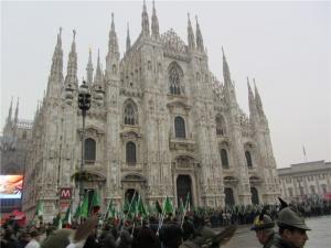 """Milano S. Messa in Duomo """"per non dimenticare"""""""