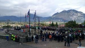 Gli alpini del terremoto tornano a Gemona