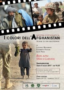 "I colori dell'Afghanistan ""Mostra fotografica""."