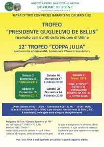 "Trofeo ""De Bellis"" e ""Coppa Julia"""