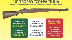 "10° Trofeo ""De Bellis"" e ""Coppa Julia"""